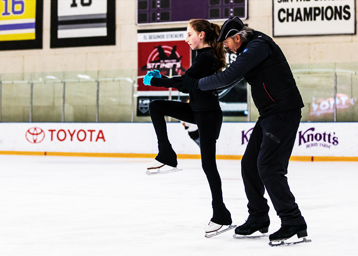 All the things you need to have to know about deciding upon a figure skate coach